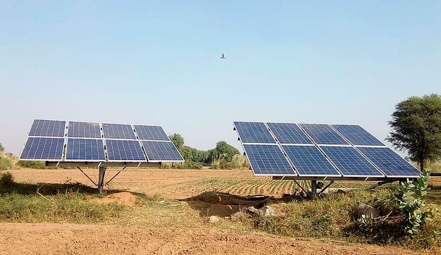 Energía Bombeo Solar - Cádiz