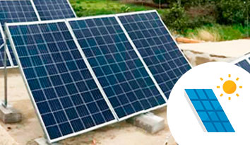 autoconsumo fotovoltaica aislada - placas solares - Efisolar Energías Renovables - Cádiz - Arcos de la frontera