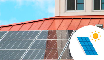 autoconsumo fotovoltaica - placas solares - Efisolar Energías Renovables - Cádiz - Arcos de la frontera