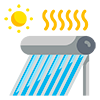Energía solar térmica termosolar - Efisolar Energías Renovables - Cádiz - Arcos de la frontera