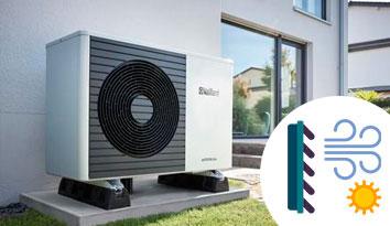 Aerotermia - calefacción - refrigeración - Efisolar Energías Renovables - Cádiz - Arcos de la frontera