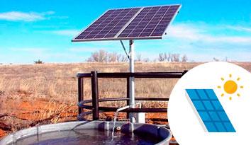 bombeo solar - fotovoltaica - placas solares - Efisolar Energías Renovables - Cádiz - Arcos de la frontera