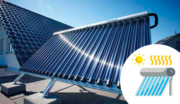 Energía solar térmica - Termosolar - placas solares - fotovoltaica Efisolar Energías Renovables - Cádiz - Arcos de la frontera