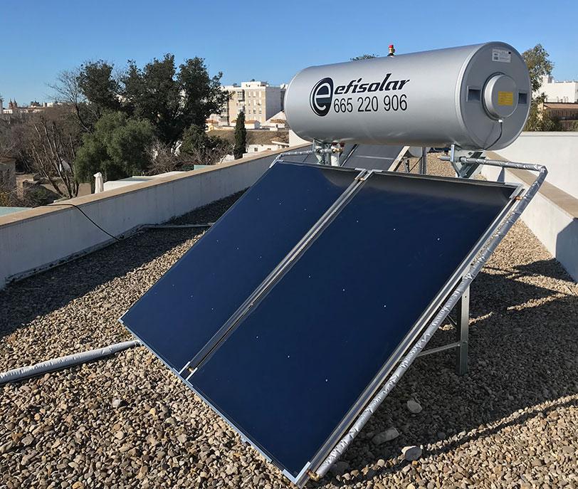 Instalaciones solares térmicas - Energía termosolar - fotovoltaicas - Efisolar Energías RenovablesInstalaciones solares térmicas - Energía termosolar - fotovoltaicas - Efisolar Energías Renovables - Cádiz - Arcos de la frontera