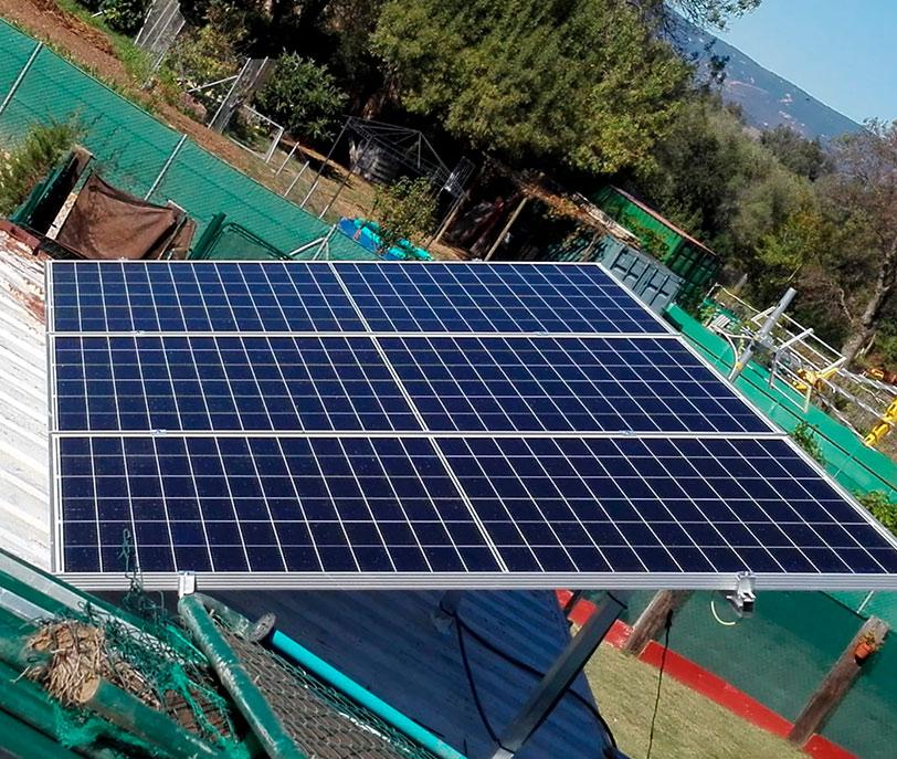 Instalaciones solares fotovoltaicas aisladas - Efisolar Energías Renovables Cádiz - Arcos de la frontera